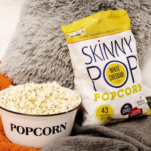 No popcorn, no movie night.
