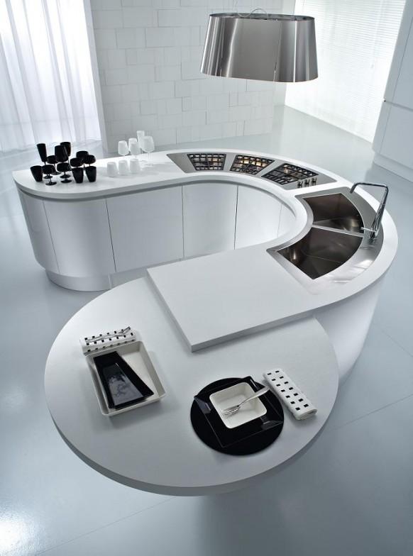futuristic-kitchen-island