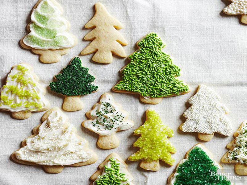 6 Best Holiday Cookie Recipes