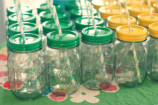 Jars. Because you can never have enough jars.