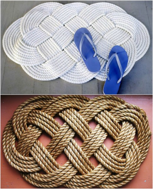 Surprising DIY Ways to Use Rope as Home Decor
