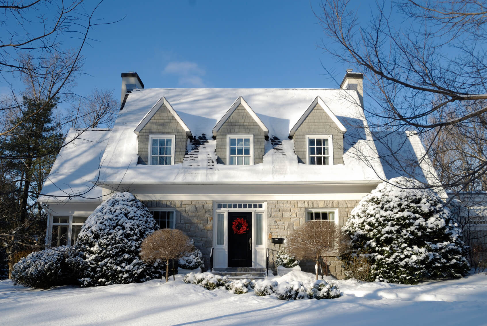 Keep your home warm this winter