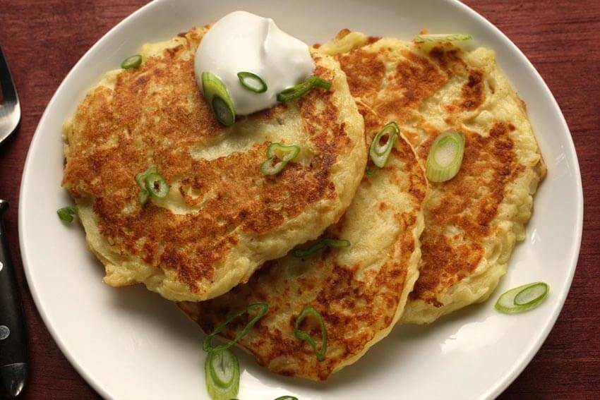 The Irish Boxty is one of the most popular potato recipes.