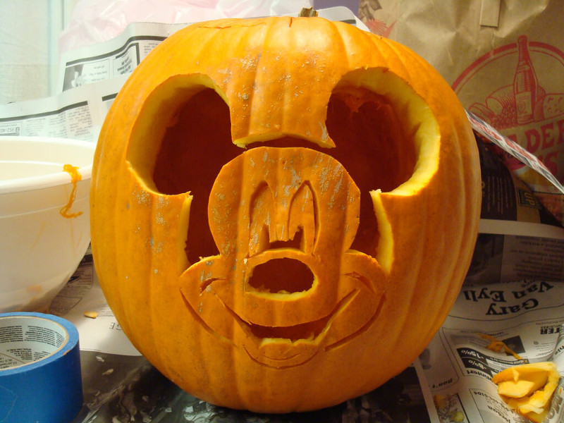5 Non-Scary Pumpkin Carving Alternatives for Halloween