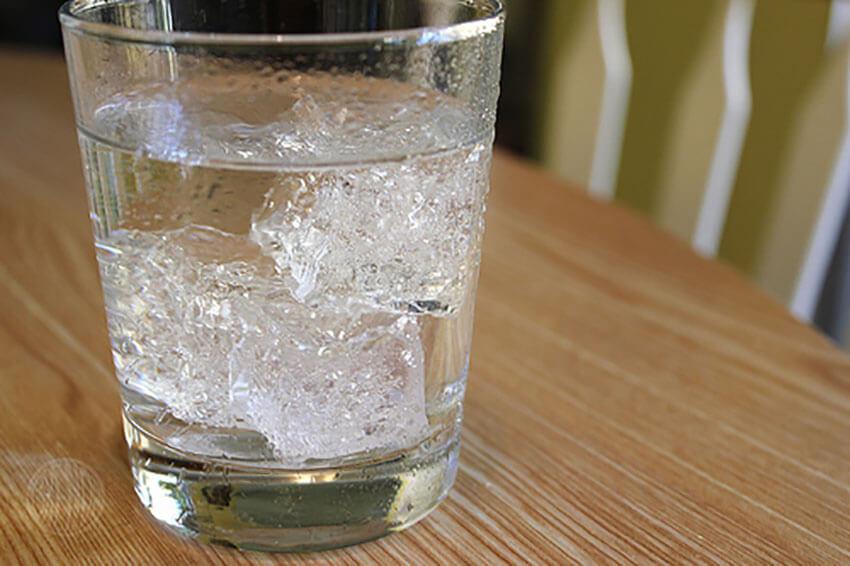 Warm Ice Water