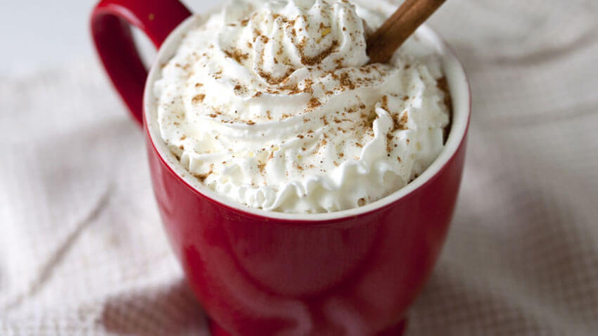 Spiking your favorite pumpkin spice latte is the perfect cocktail for fall!