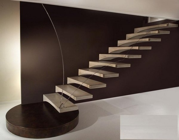 Bespoke staircases come in a wide variety of styles, colors, shapes, and designs to fit the style of your home.