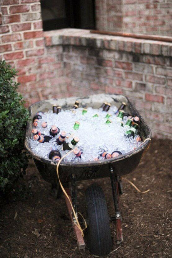 A brand new ice bucket challenge.