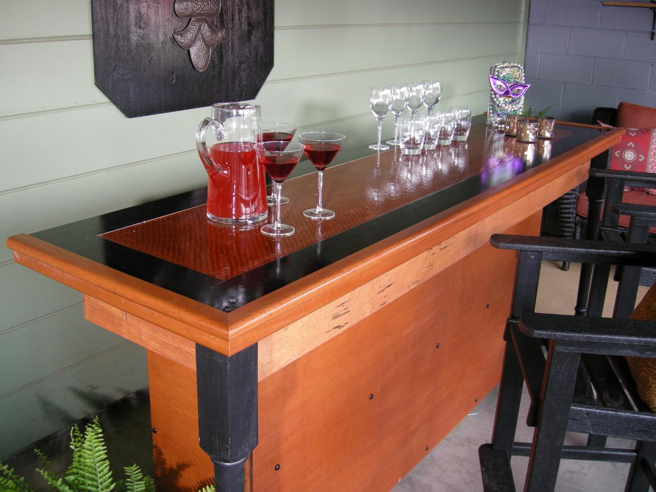 Country bar: for the DIY cowboy in you