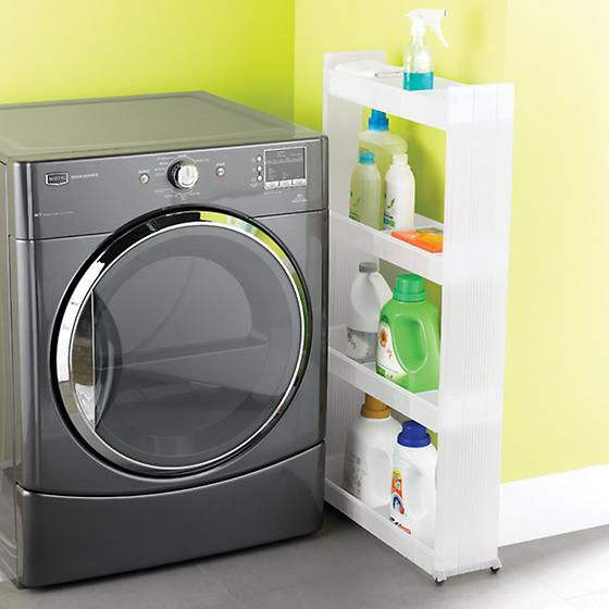5 Ideas to Make the Best of your Small Laundry Room