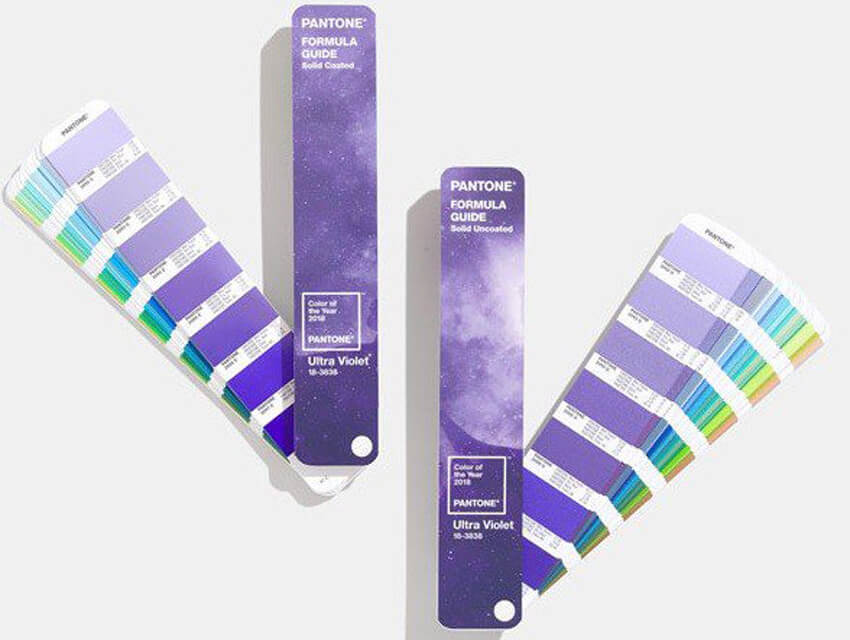 Pantone's Ultra Violet is a magical and beautiful color.