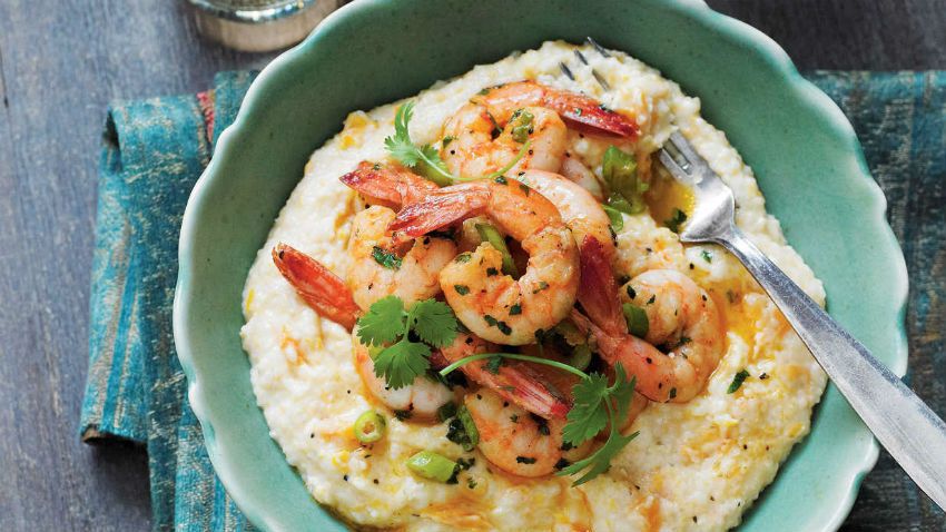 This piece of heaven will take you down to New Orleans with every bite. Image Source: Southern Living