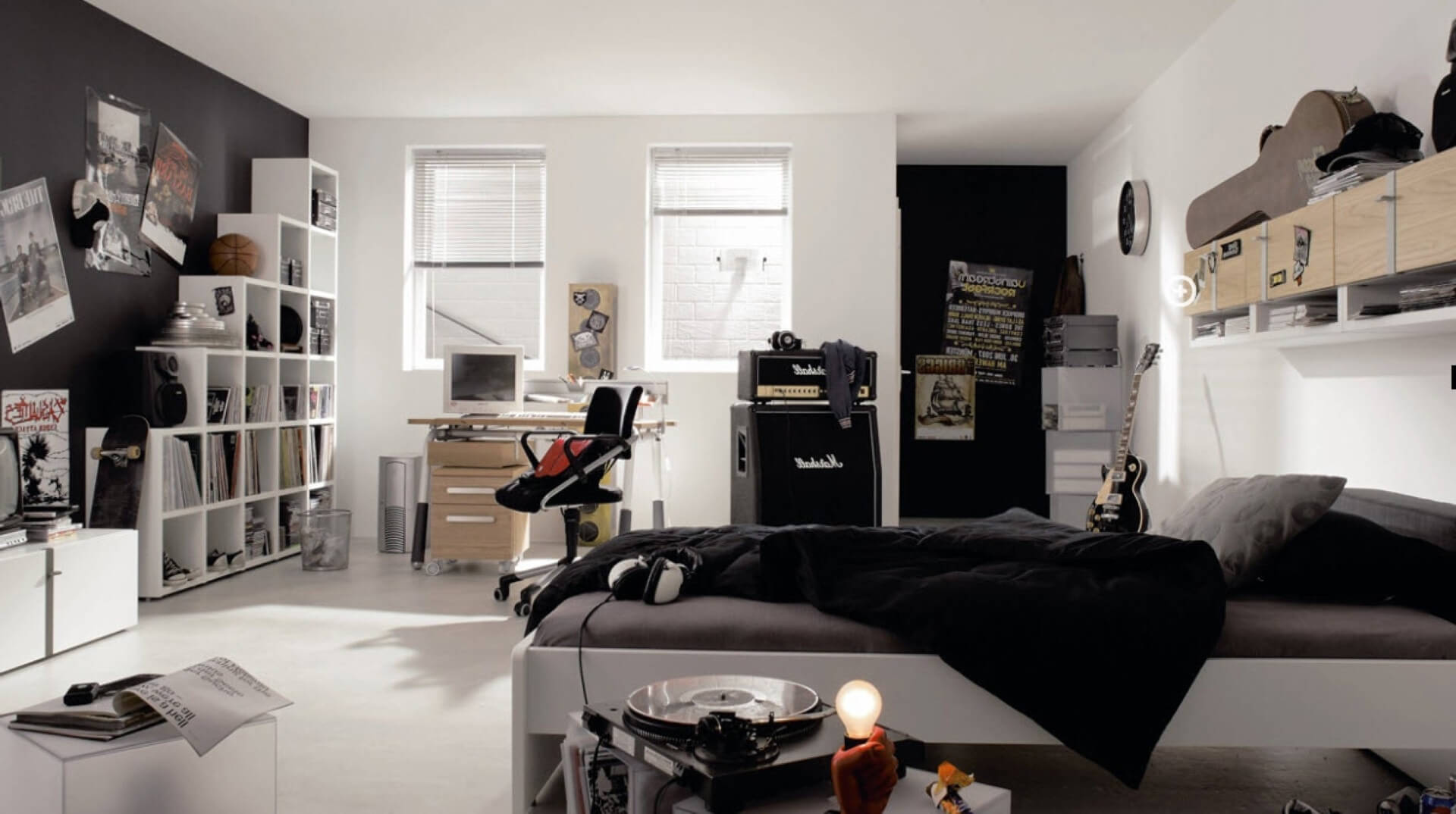 The Coolest Room Decor Ideas for Teenage Boys