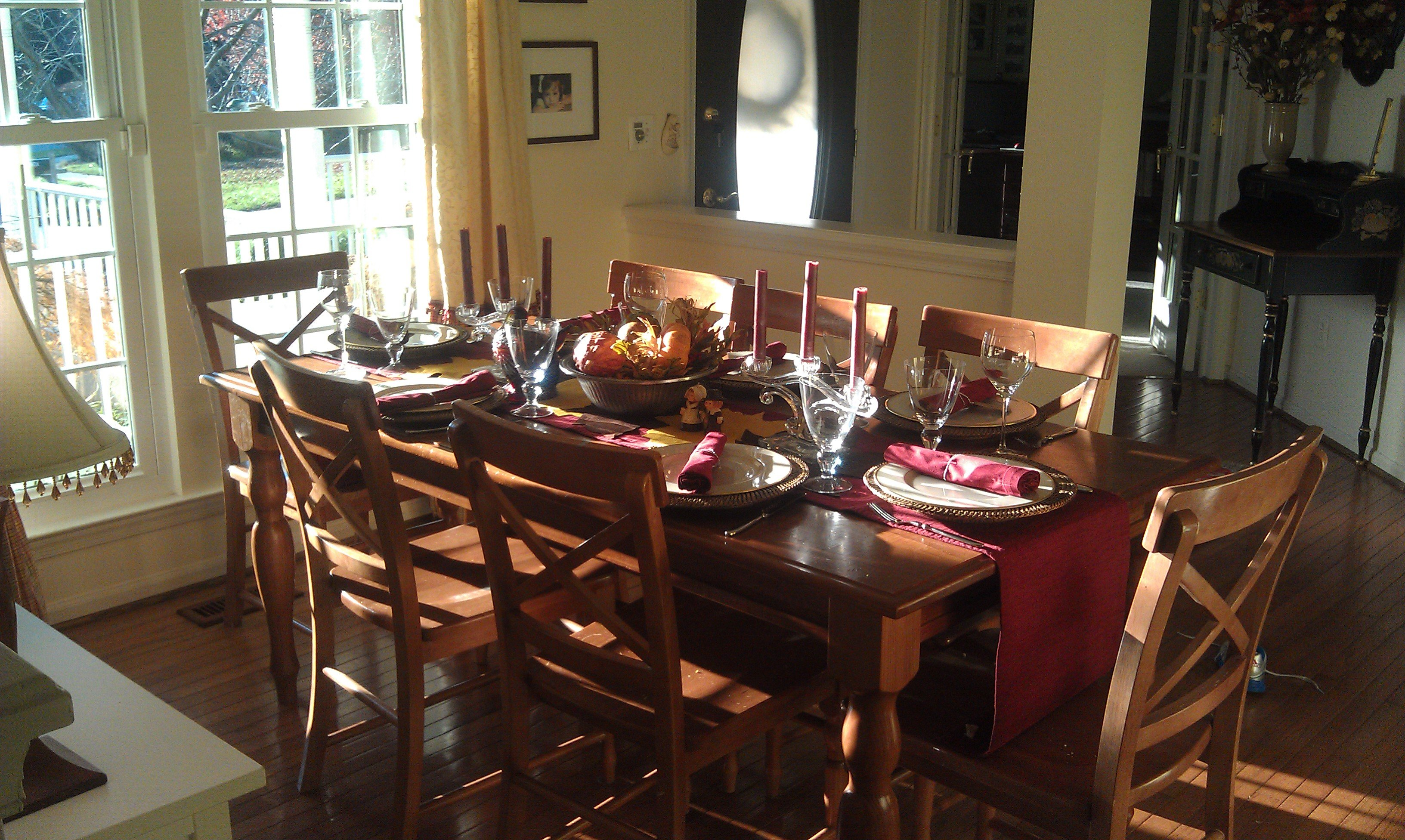 6 Last Minute Ways to Prepare Your Home for Thanksgiving