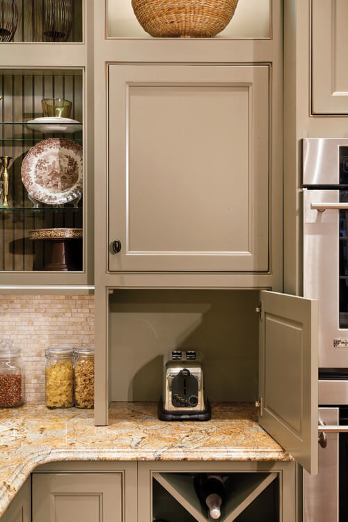 Someother tricks and tips for optimal kitchen organization