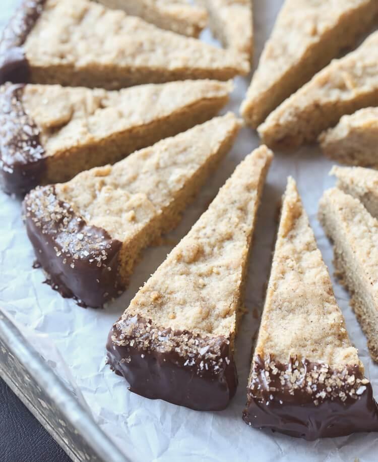 Delicious pie style cookies