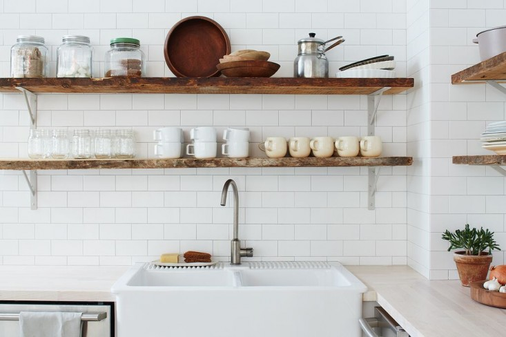 Buyers love subway tiles. Source: Remodelista