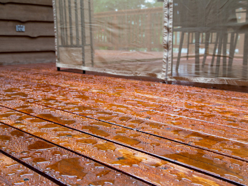 What is the Cost of Deck Waterproofing?