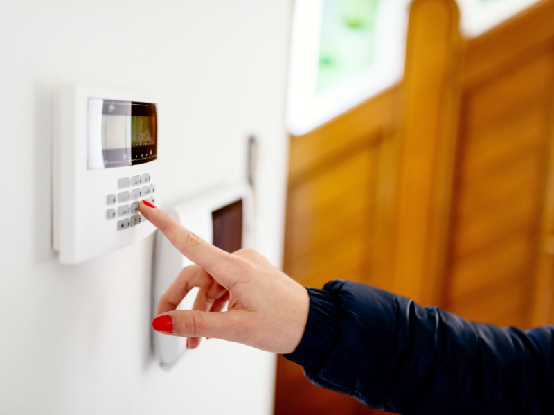 What is the Cost of Installing a Home Security System?