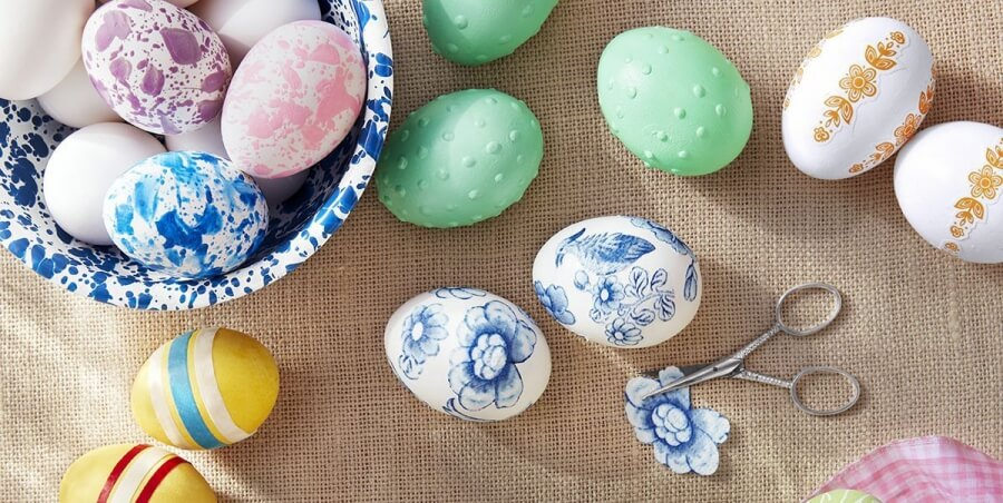 Top 10 Creative Easter Egg Decorations