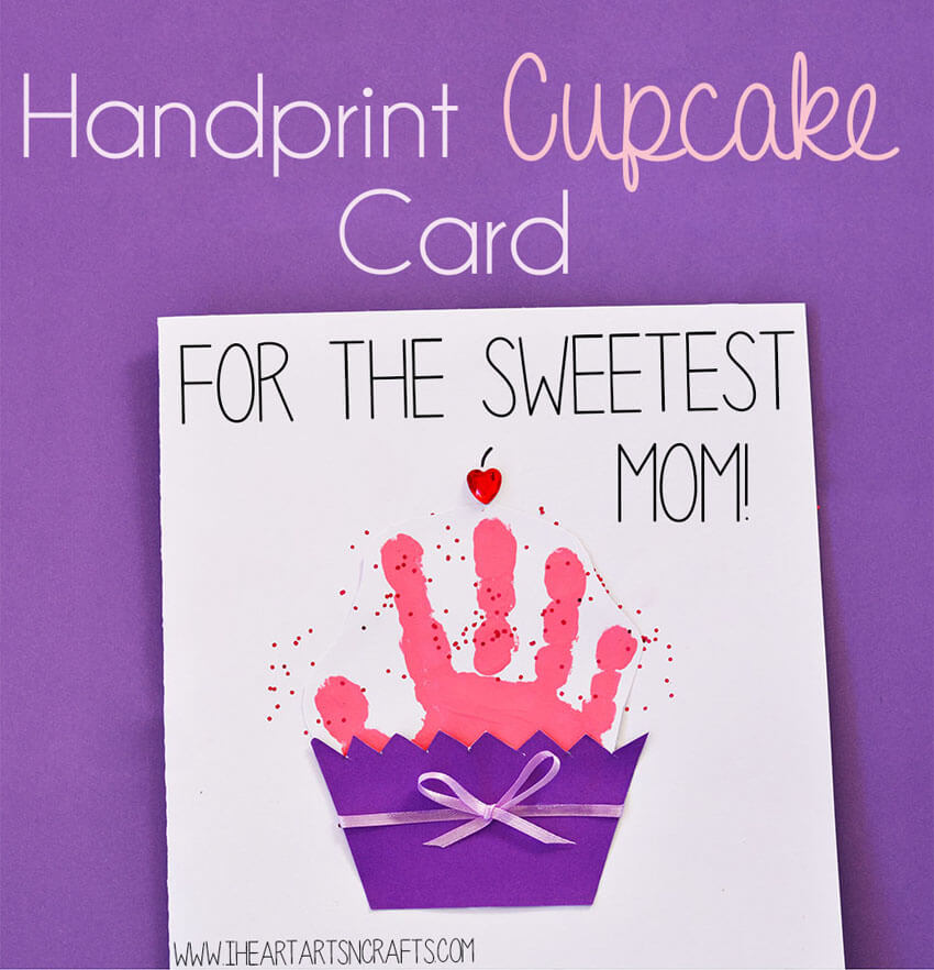 This is the perfect card for children to make!