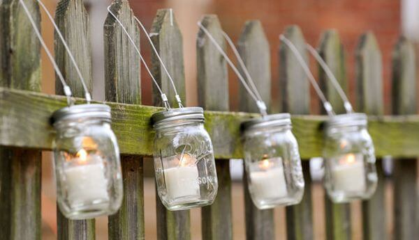 No more boring fence in just one DIY attempt!