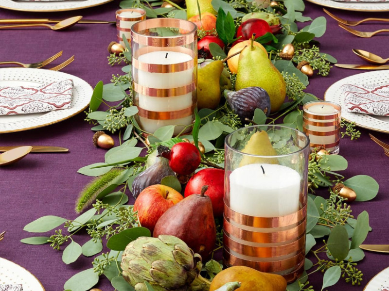 7 Gorgeous Holiday Centerpiece Ideas For Your Home