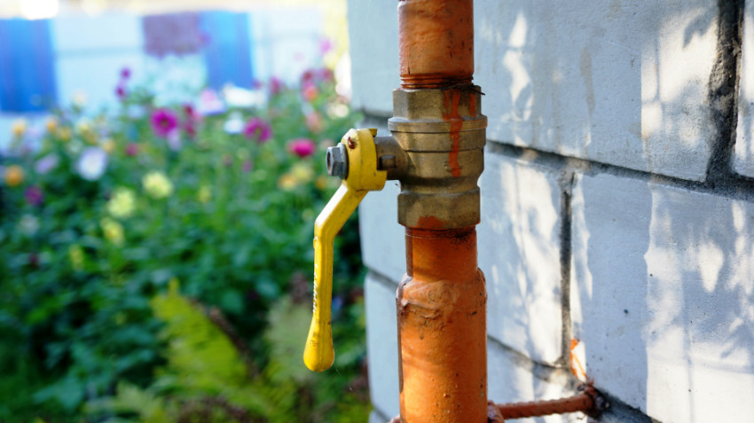 How to Locate the Gas Shut-Off Valve