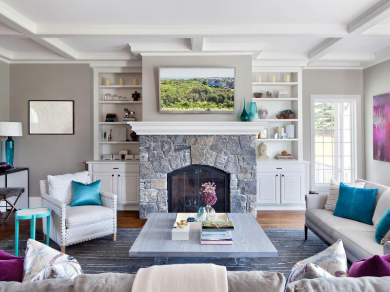 10 Ways to Refresh Your Fireplace on Any Budget