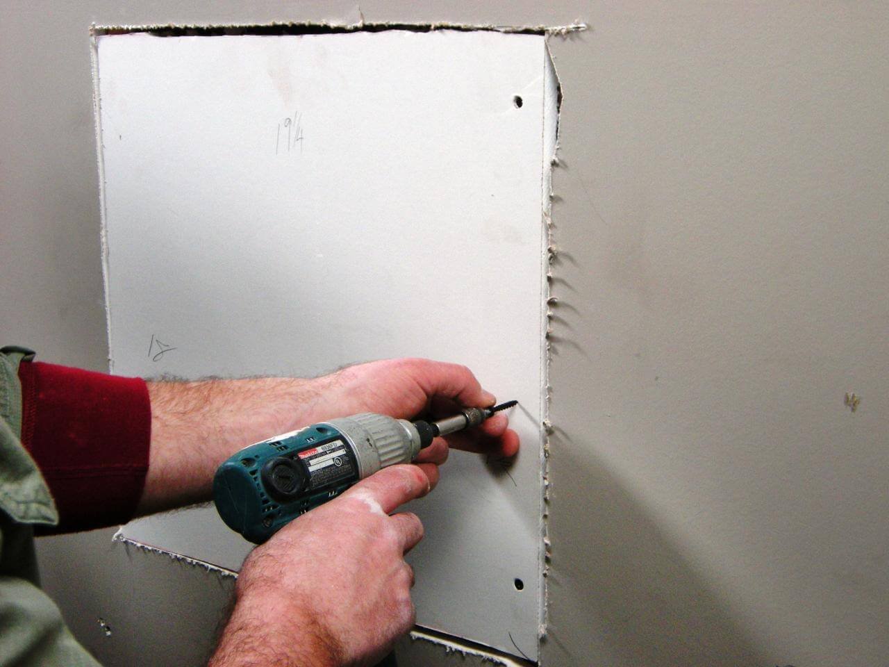 All the best techniques for drywall