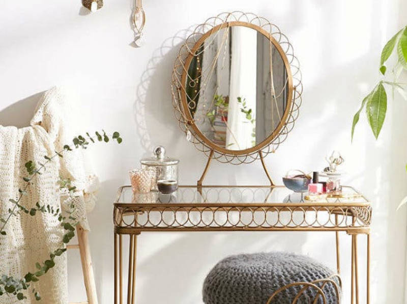 8 Vanity Table Designs That Will Inspire You
