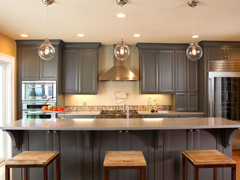 Don't Make These Mistakes When Painting Your Kitchen Cabinets