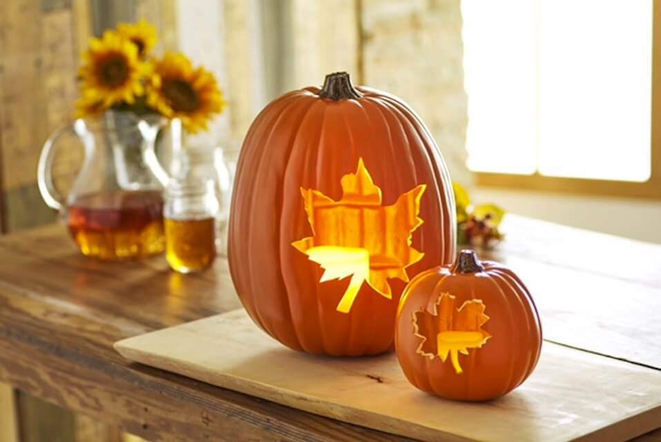 It can also serve as beautiful DIY fall decor.