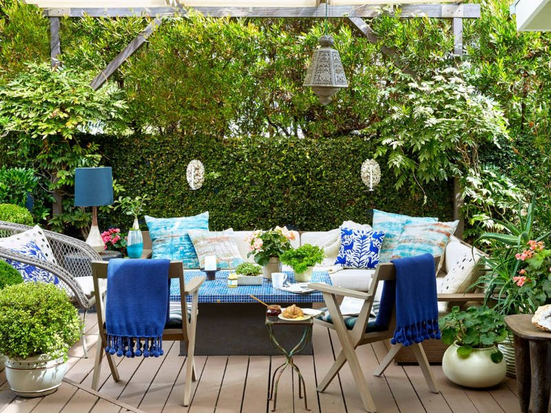 10 Creative Ways To Improve Your Deck or Patio