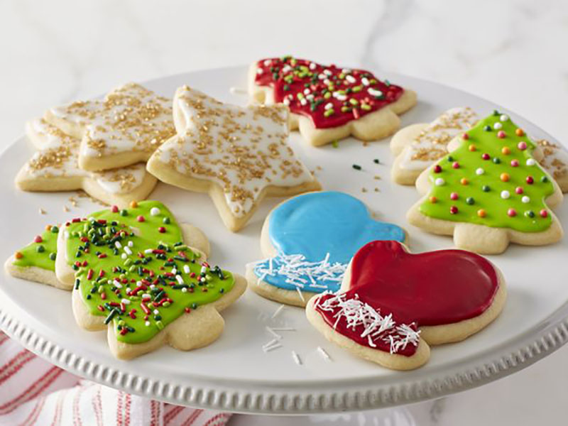perfect christmas cookies