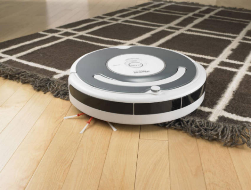 Always vacuum to make sure your home is pest free!