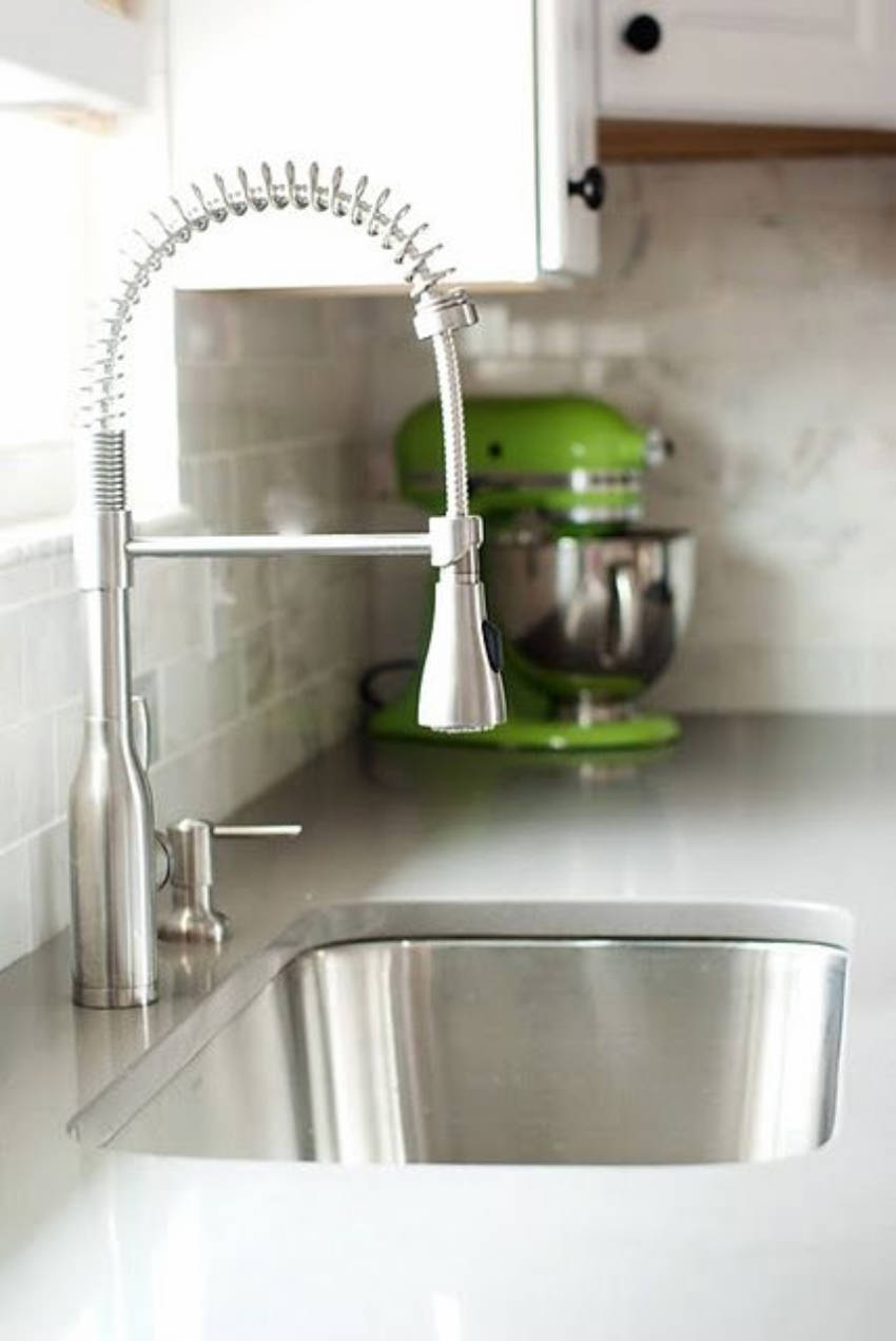 Fix leaking faucets to avoid pests in your home.