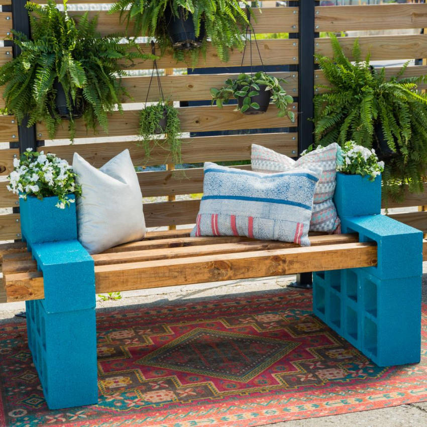 This DIY project is certainly worth the effort. Source: HGTV