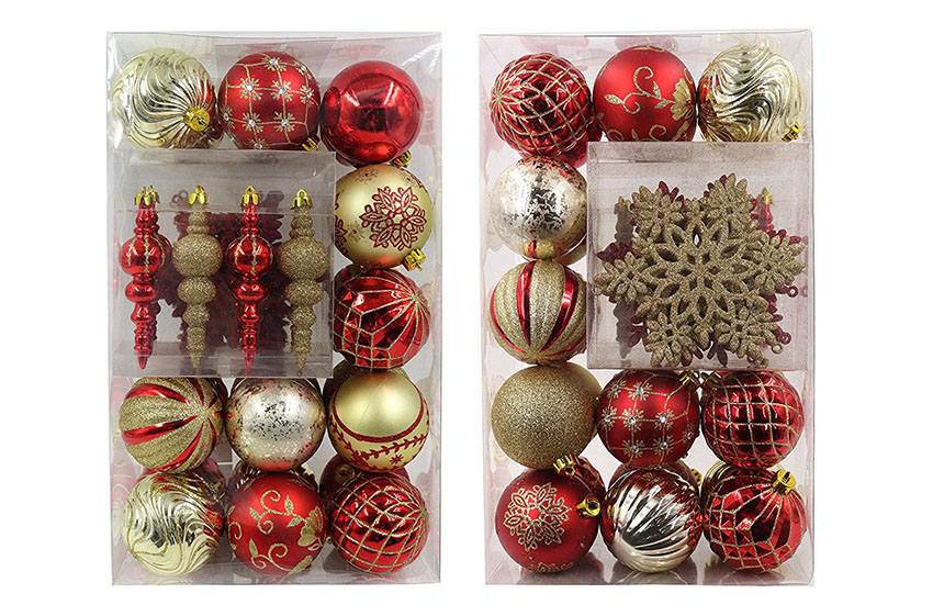 Christmas Ornaments Decorating
