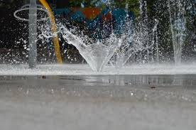 Spice things up with a splash pad!