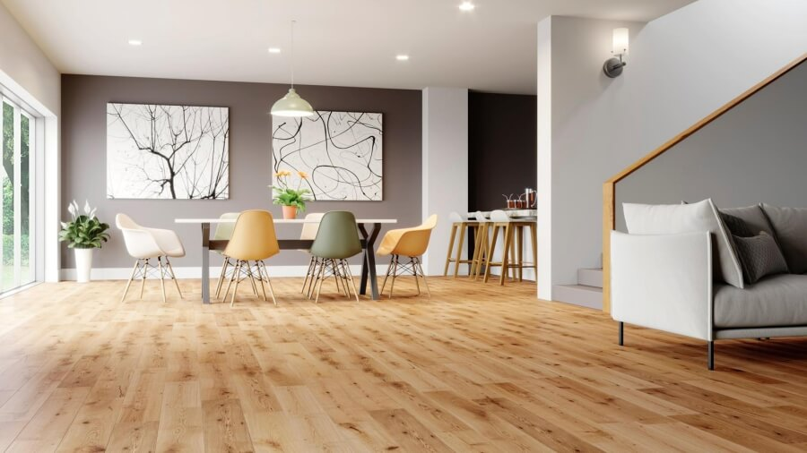 5 Main Types of Hardwood Flooring