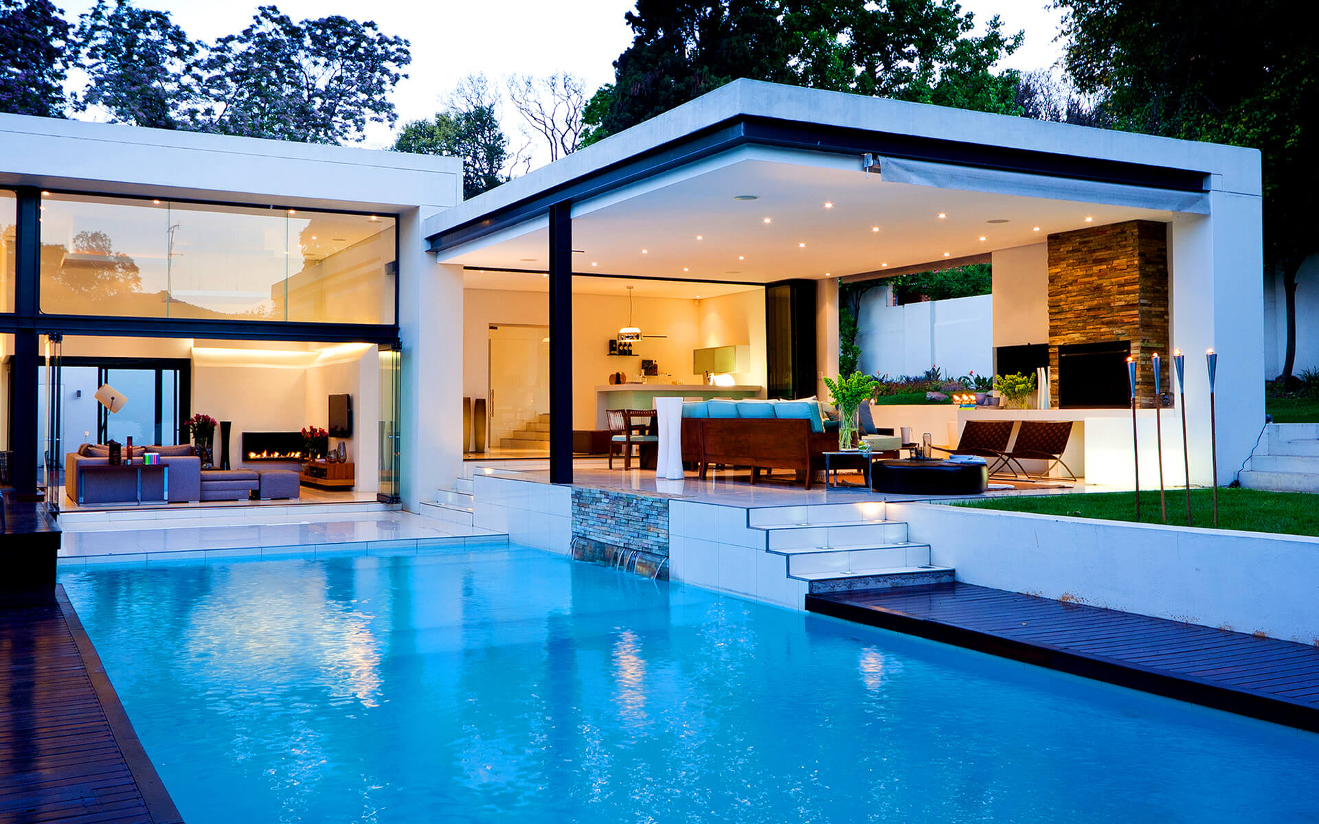 Imagine the benefits of having a pool for your home