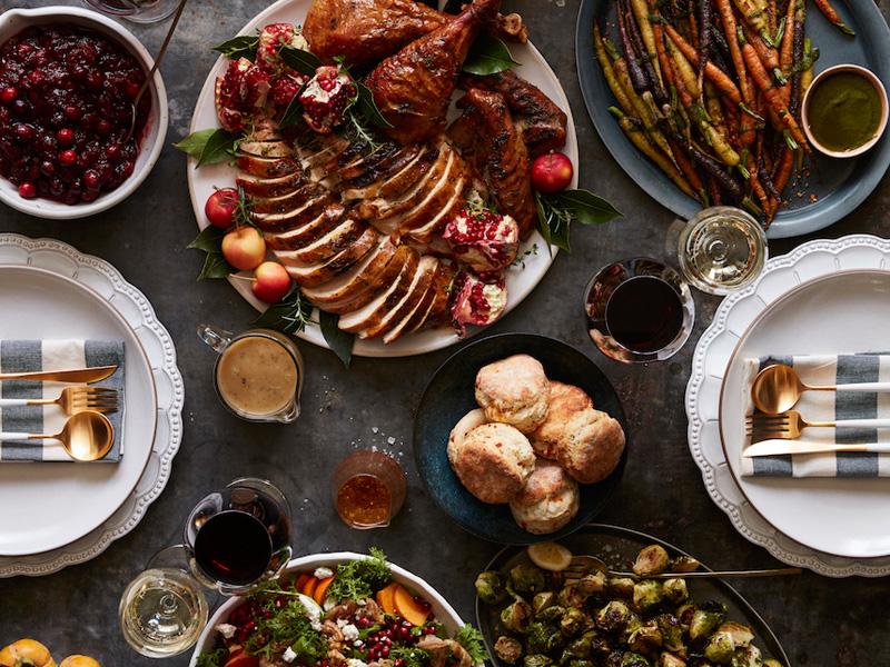 Your Thanksgiving Dinner Countdown Planner